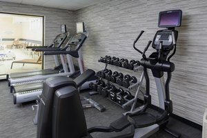 Recreation - Courtyard by Marriott Hotel Airport Indianapolis