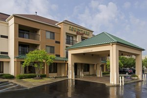 Exterior view - Courtyard by Marriott Hotel Northwest Indianapolis