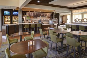 Restaurant - Courtyard by Marriott Hotel Airport Indianapolis