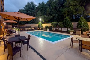 Recreation - Courtyard by Marriott Hotel Hanes Mall Winston-Salem