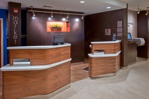 Lobby - Courtyard by Marriott Hotel Hanes Mall Winston-Salem
