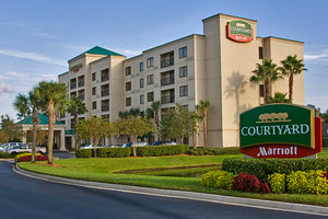 Exterior view - Courtyard by Marriott Hotel Jacksonville