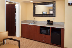 Suite - Courtyard by Marriott Hotel Jacksonville