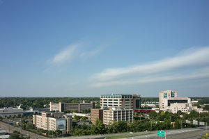 Exterior view - Crowne Plaza Hotel Memphis