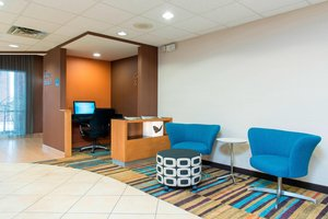 Lobby - Fairfield Inn by Marriott Okemos