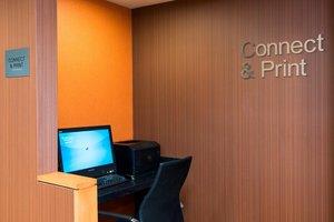 Conference Area - Fairfield Inn by Marriott Okemos