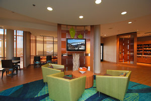 Lobby - SpringHill Suites by Marriott North Las Vegas