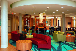Bar - SpringHill Suites by Marriott North Las Vegas