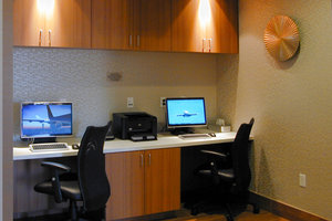 Conference Area - SpringHill Suites by Marriott North Las Vegas