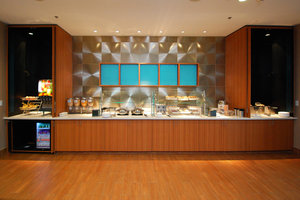 Restaurant - SpringHill Suites by Marriott North Las Vegas