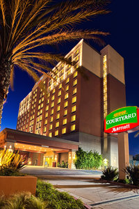 Exterior view - Courtyard by Marriott Hotel Culver City