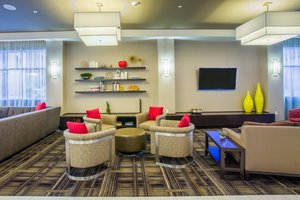 Lobby - Courtyard by Marriott Hotel Culver City