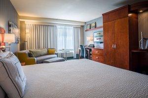 Room - Courtyard by Marriott Hotel Culver City