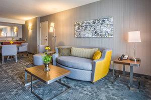 Suite - Courtyard by Marriott Hotel Culver City