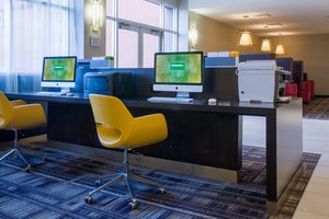 Conference Area - Courtyard by Marriott Hotel Culver City