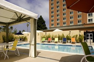 Recreation - Courtyard by Marriott Hotel Culver City
