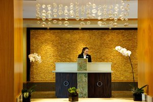 Lobby - JW Marriott Le Merigot Hotel Santa Monica