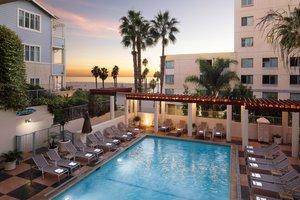 Recreation - JW Marriott Le Merigot Hotel Santa Monica