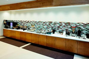 Restaurant - SpringHill Suites by Marriott Lake Charles