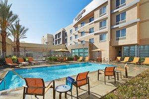 Recreation - Courtyard by Marriott Hotel Long Beach