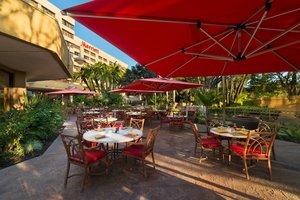 Restaurant - Marriott Hotel LGB Airport Long Beach