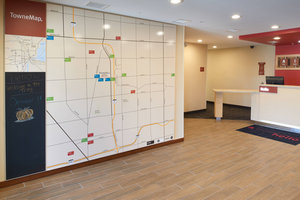 Map - TownePlace Suites by Marriott Troy