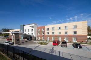 Exterior view - Fairfield Inn & Suites by Marriott Chesterfield