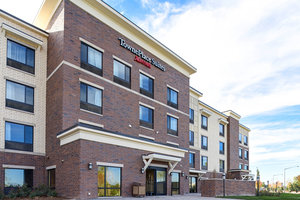 Exterior view - TownePlace Suites by Marriott Commerce Township