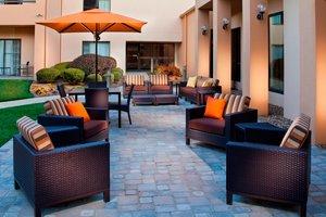 Exterior view - Courtyard by Marriott Hotel Little Rock