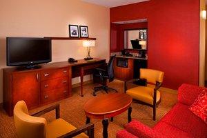 Suite - Courtyard by Marriott Hotel Little Rock