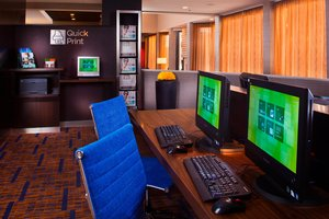 Conference Area - Courtyard by Marriott Hotel Little Rock