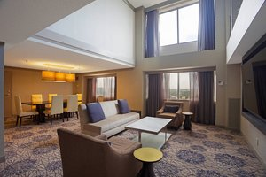 Suite - Marriott Hotel Little Rock