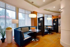 Lobby - Courtyard by Marriott Hotel Lancaster