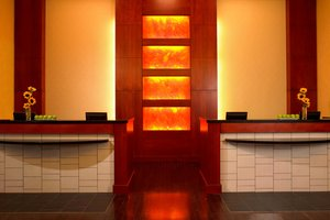 Lobby - Marriott Hotel Overland Park