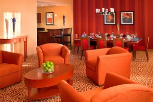 Suite - Marriott Hotel Overland Park