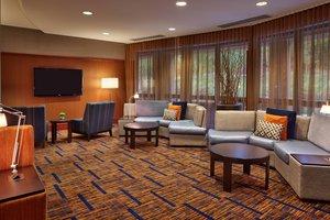 Lobby - Courtyard by Marriott Hotel Shawnee