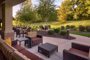 Exterior view - Courtyard by Marriott Hotel Shawnee