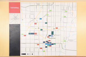 Map - TownePlace Suites by Marriott Overland Park