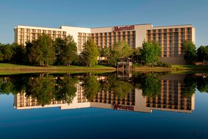 Exterior view - Marriott Hotel Airport Orlando