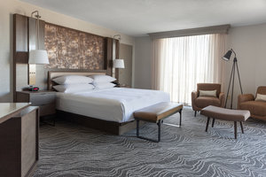 Suite - Marriott Hotel Airport Orlando