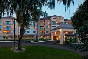 Exterior view - Courtyard by Marriott UCF East Hotel Orlando