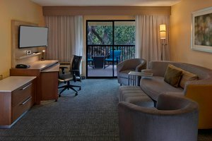 Suite - Courtyard by Marriott UCF East Hotel Orlando