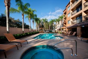 Recreation - Courtyard by Marriott UCF East Hotel Orlando