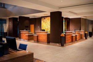 Lobby - Courtyard by Marriott Village Hotel Lake Buena Vista