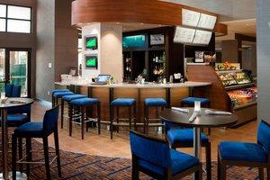 Restaurant - Courtyard by Marriott Village Hotel Lake Buena Vista