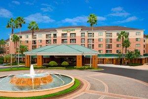 Exterior view - Courtyard by Marriott Village Hotel Lake Buena Vista