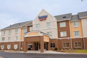 Exterior view - Fairfield Inn & Suites by Marriott East Memphis