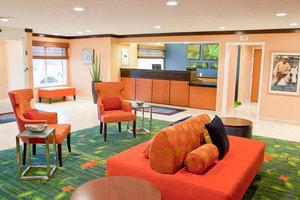 Lobby - Fairfield Inn & Suites by Marriott East Memphis