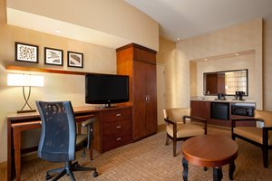 Suite - Courtyard by Marriott Hotel Junction City