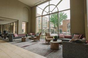 Lobby - Courtyard by Marriott Hotel Nashua